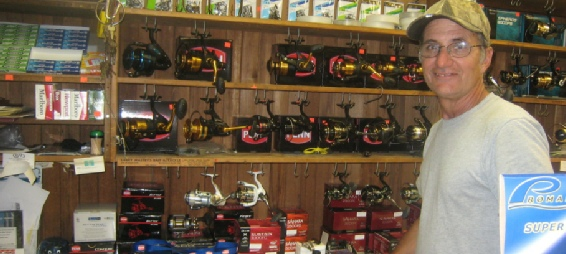 Mastry's Tackle - fishing rods and reels